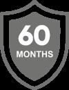 60 месяцев
